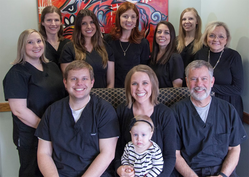 Kimbrough Dental Care Staff