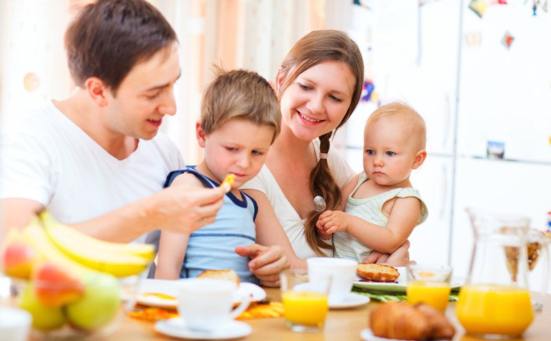 A Guide to a Family-Friendly Diet
