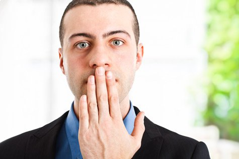 Could You Have Bad Breath and Not Know It?