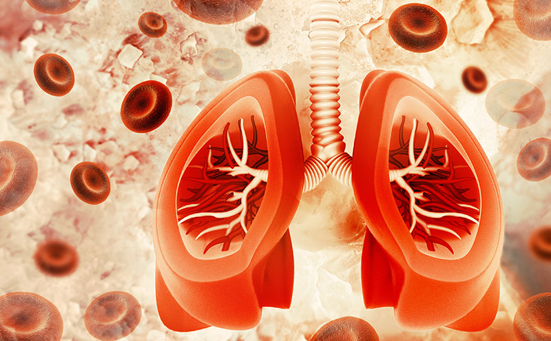 Can COVID Lung Complications Start In The Mouth?